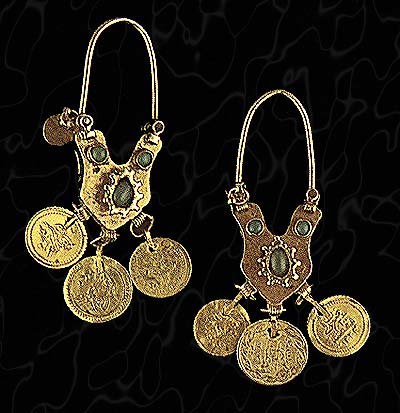 Affordable Pierced Earrings Jewelry - Costume, Gold, Sterling
