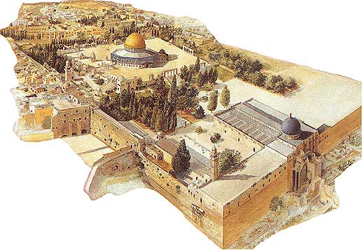 Al-Aqsa Mosque and Dome of the Rock