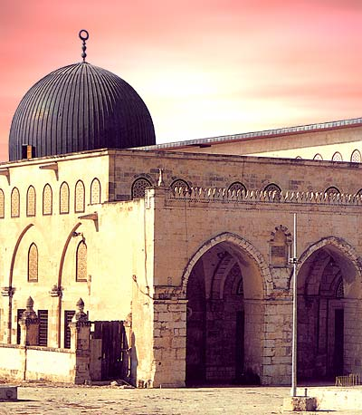Al-Aqsa Mosque Dome